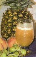 Jugo de frutas para adelgazar