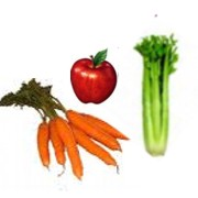 Jugo de frutas y verduras para la acidez