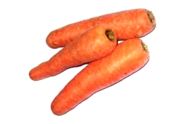 Jugo de zanahoria contra la anemia