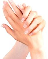 Receta casera para el cuidado de las manos