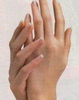 Trucos caseros para manos sudorosas