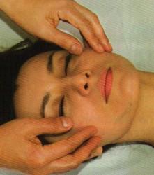 Masaje para la cabeza