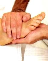Masajes contra el cansancio de pies