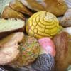 Cantidad de calorías que contienen los panes de dulces