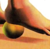 Ejercicios para quitar la tenesion de los pies