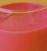 Receta de agua fresca de fresa