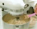 Receta para preparar un pastel de moka