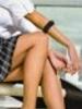 Cómo cuidar las rodillas y codos para que no se resequen