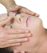 Técnica para masaje facial relajante