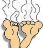 Qué es bueno para eliminar los pies olorosos