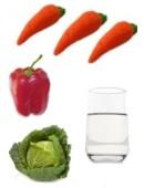 Jugo con las vitaminas para rejuvenecer la piel