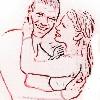Cariño saludable hacia otra persona