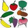 Cuántas calorías tienen las frutas y verduras