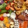 Tabla de valores calóricos que contienen cada alimento