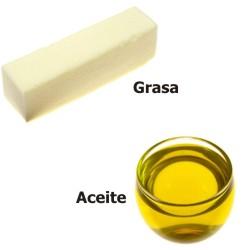 Diferencias entre grasas y aceites