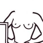 Como examinar los senos