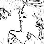 Las propiedades del beso