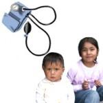Valores normales de la presión arterial en niños