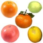 Valores nutricionales de los cítricos