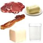 ¿Cuáles son las grasas saturadas?