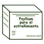 El Plantago Psyllium es bueno para el estreñimiento