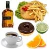 Qué alimentos son buenos y cuáles no con acidez de estómago