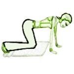 Cómo quemar 250 calorías diarias con media hora de ejercicio