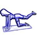 Ejercicios para fortalecimiento de muslos flácidos