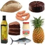 Cuántas calorías nos aportan los alimentos