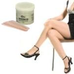 Consejos para la depilación con cera