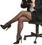 ¿Si estoy mucho tiempo sentada perjudica las piernas?