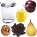 Agua y fibra para prevenir y combatir el estreñimiento