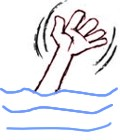 Primeros auxilios en caso de ahogamiento por agua