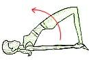 Rutina de ejercicios para reafirmar los glúteos