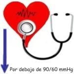 ¿Es peligrosa la presión arterial baja?