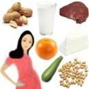 Falta de ácido fólico en mujeres embarazadas