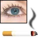 ¿El tabaco afecta a la vista?