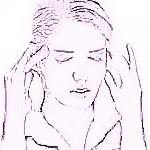 Puntos de presión contra dolores de cabeza