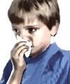 ¿Qué hacer para frenar una hemorragia nasal en niños?