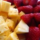 Propiedades saludables del jugo de piña con fresa