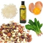 Fuentes de obtención de manganeso en los alimentos