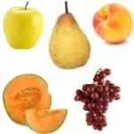 ¿Cuáles son las frutas que contienen minerales?