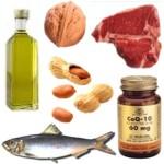 ¿En qué ayuda la coenzima Q10 a la salud?