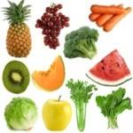 ¿Cómo comer más fruta y verduras?
