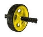 Como utilizar la rueda para abdominales