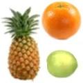 En que ayuda el jugo de piña limón y naranja