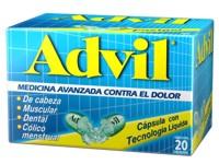 ¿Para qué sirve tomar Advil?