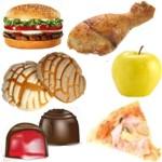 ¿Cuáles alimentos se pueden comer con las manos?