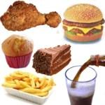 Relación de la obesidad con el tipo de alimentos que consumimos