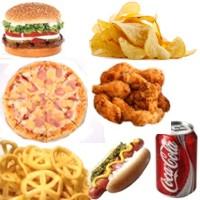 Ejemplos de alimentos chatarra que más se consumen